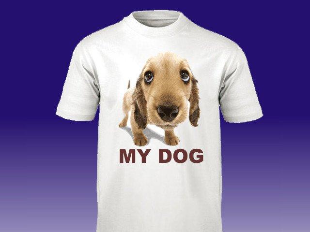 Ronny T Shirt Druck und T Shirt selbst gestalten